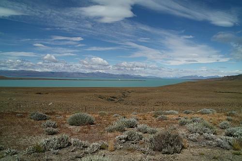 Wir verabschieden uns vom Lago Argentino