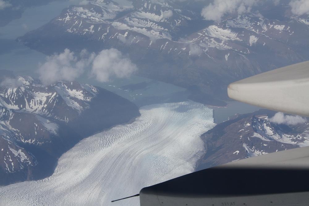 Blick auf den Perito Moreno