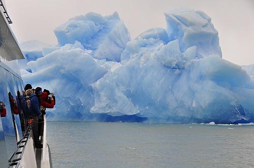 Unser erster Eisberg