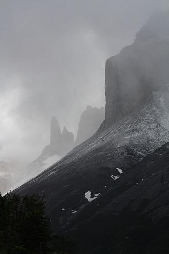 Torres im Unwetter