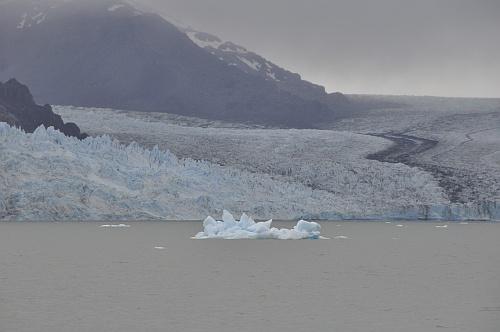 Der Upsala-Gletscher
