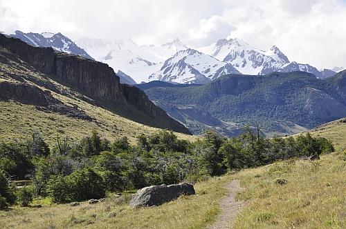 Auf der Wanderung zum  Mirador de las Águilas
