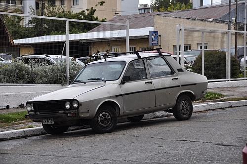 Nicht mehr ganz so 'very  new car'