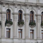 Fensterreihe