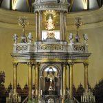 Altar in der Kathedrale von Lima
