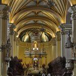 In der Kathedrale von Lima