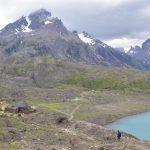 Refugio und Campamento Paine Grande