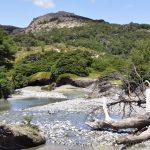 Auf dem Weg zur Laguna de los Tres