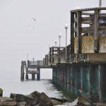 Seebrücke einmal anders