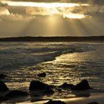 Abendstimmung an Tortuga Bay