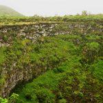 Los Gemelos - einer der Zwillings-Krater