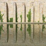 Spiegelung im Belvedere