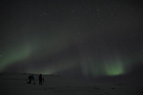 Nordlichtfotografen