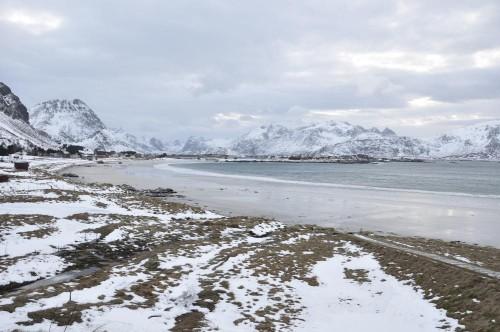Der Strand von Ramberg