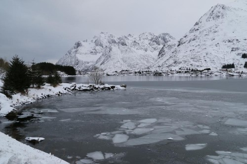 Am Rolvsfjord