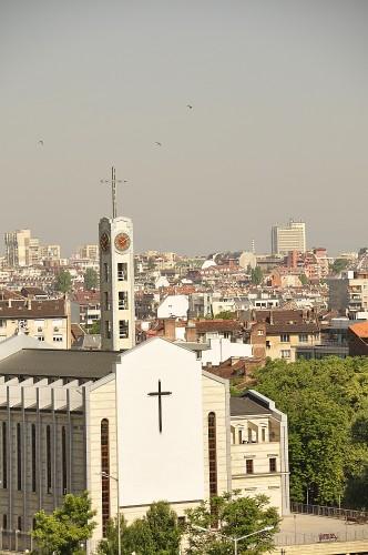 Blick über Sofia