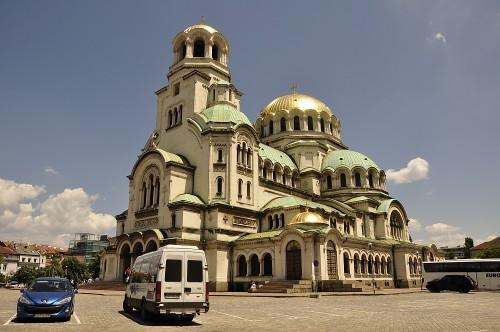 Alexander Nevski Kathedrale