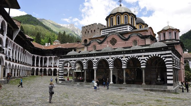 Rila-Kloster