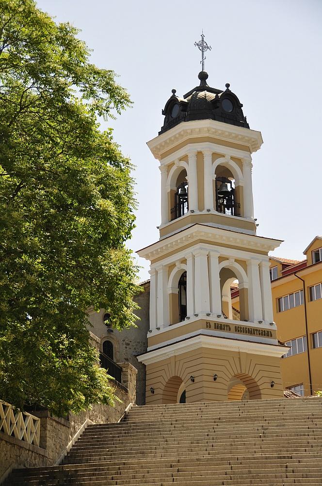 Die erste Kirche (von vielen)