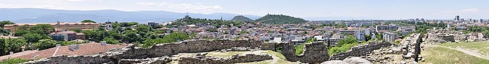 Auf der Festung