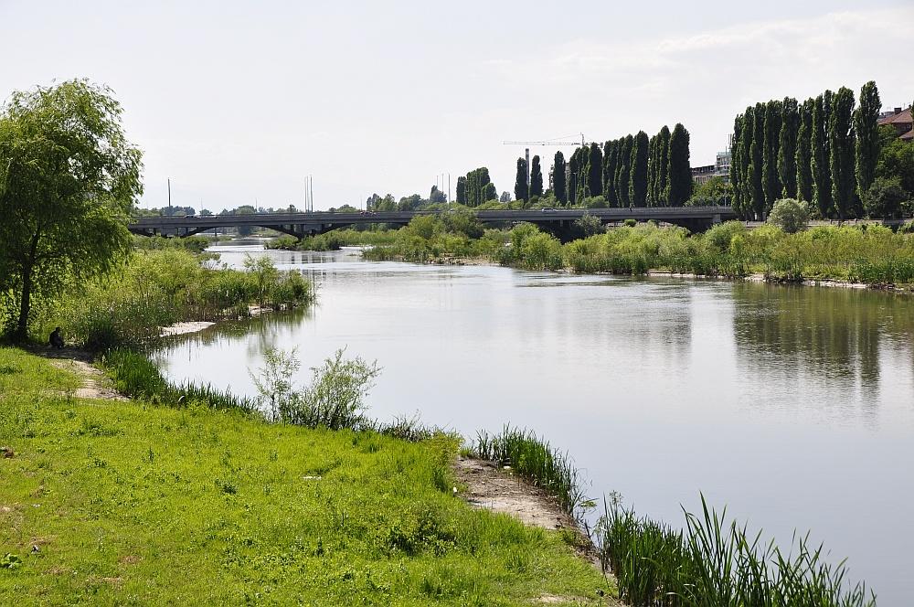 Idylle am Mariza-Fluss