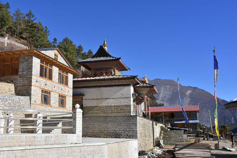 Die Monastery