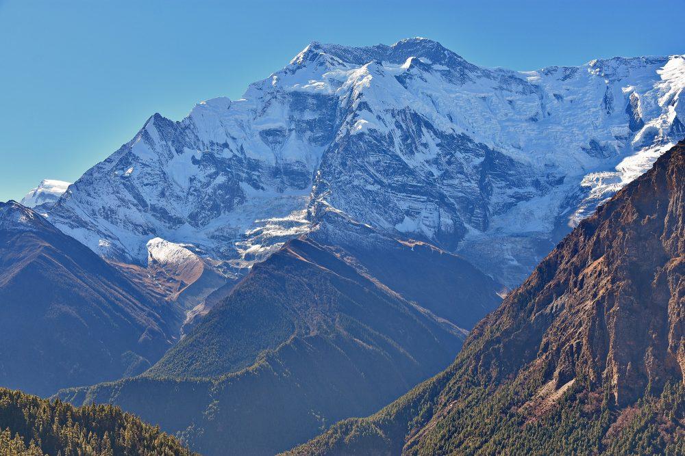 Das Gesicht der Annapurna II