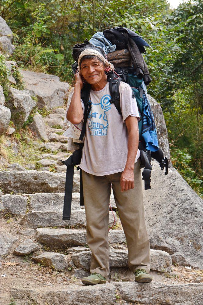 Renji Sherpa - unser Held