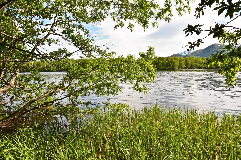 Kleiner See in Paratunka