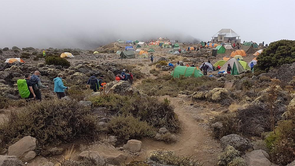 Barranco Camp - ein kleiner Ausschnitt
