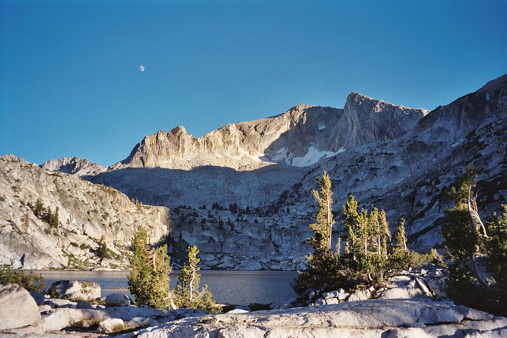 John Muir Wilderness (Wikipedia)