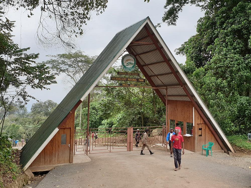 Das Mweka Gate